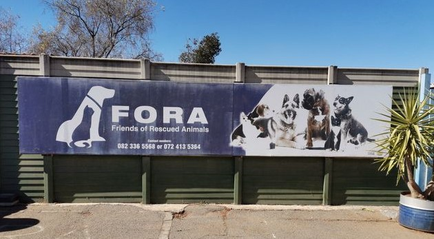 FORA Friends of Rescued Animals