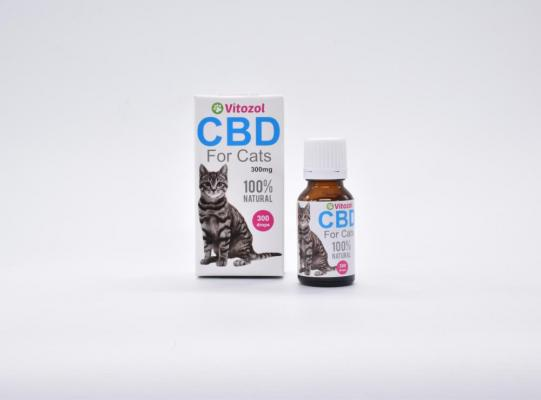 CBD Oil 225mg for Cats (300 drops)