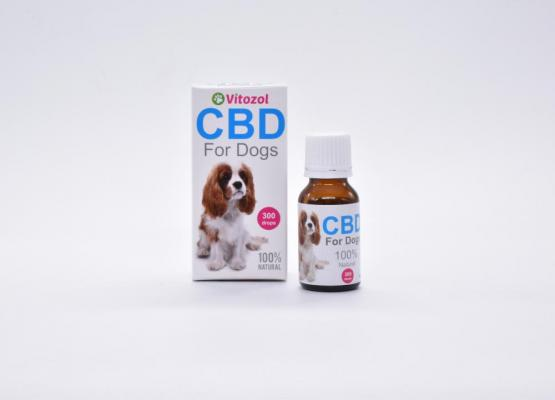 CBD Oil 225mg for Dogs (300 drops)